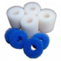 Filtermedien Spar-Set 1 für Eheim Biopower 160-240 und Aquaball 45-180