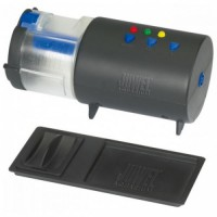 Juwel Futterautomat - Set mit Luftpumpe, Luftschlauch, Rückschlagventil sowie Gratisfutter für 1 Füllung – Bild 1