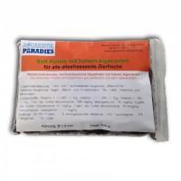 Aquaristik-Paradies Soft Pellets Ø 1,5 mm mit hohem Algenanteil für alle allesfressende Zierfische