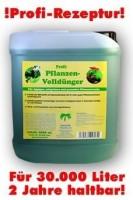Profi Pflanzen-Volldünger 5.000 ml