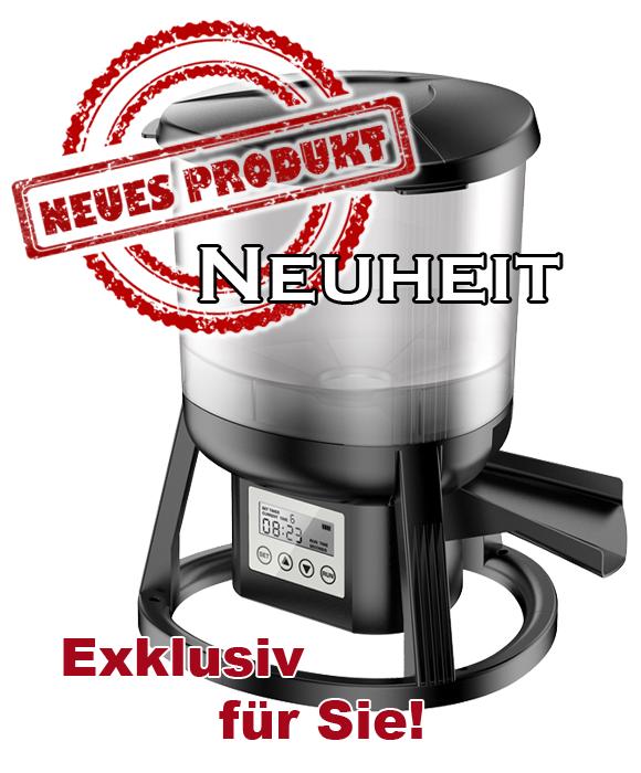 Neuheit: evoFeed Automatic